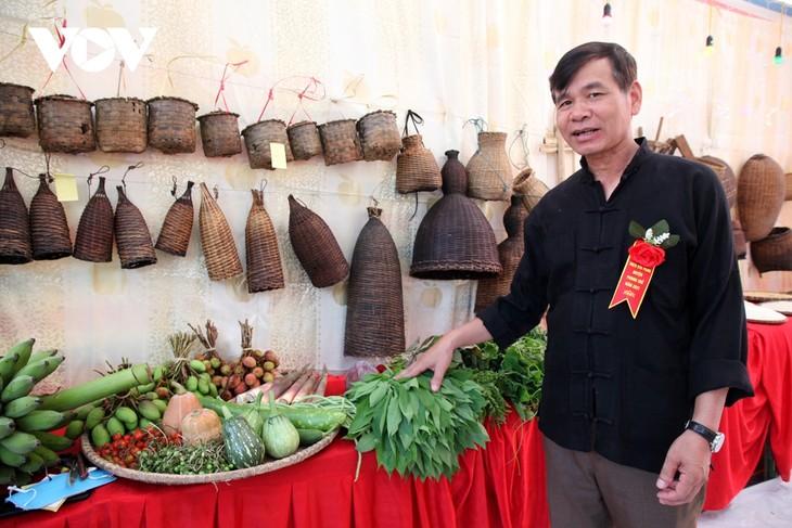 Sôi động lễ hội Then Kin Pang bên dòng Nậm Lụm - ảnh 9
