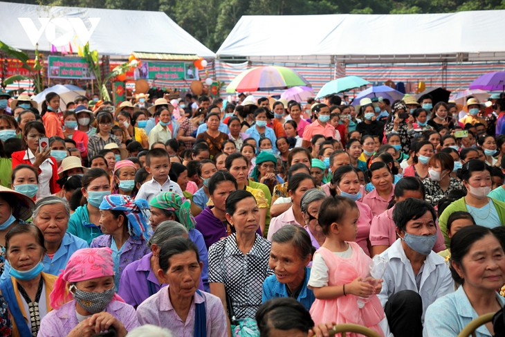 Sôi động lễ hội Then Kin Pang bên dòng Nậm Lụm - ảnh 4