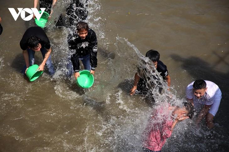 Sôi động lễ hội Then Kin Pang bên dòng Nậm Lụm - ảnh 14