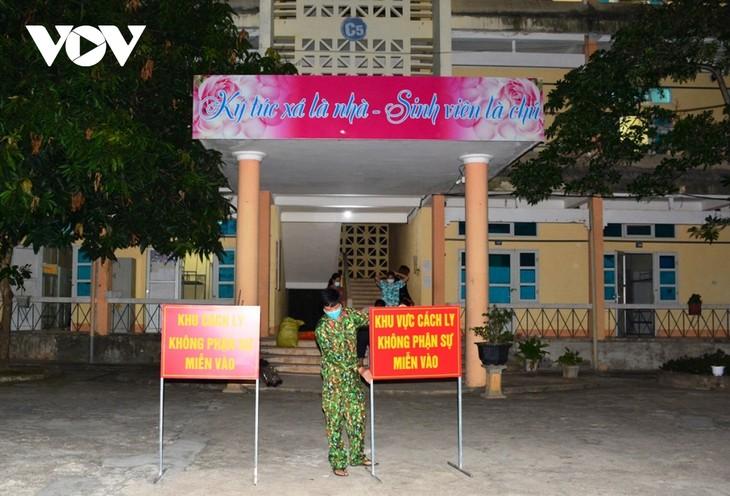Điện Biên thiết lập thêm khu cách ly y tế tại ký túc xá Trường Cao đẳng sư phạm tỉnh - ảnh 10