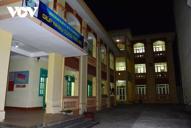 Điện Biên thiết lập thêm khu cách ly y tế tại ký túc xá Trường Cao đẳng sư phạm tỉnh - ảnh 2