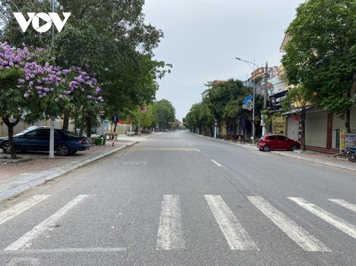 Huyện Thuận Thành (Bắc Ninh) tăng cường lấy mẫu F2 và bố trí các chốt trực 24/24h - ảnh 11