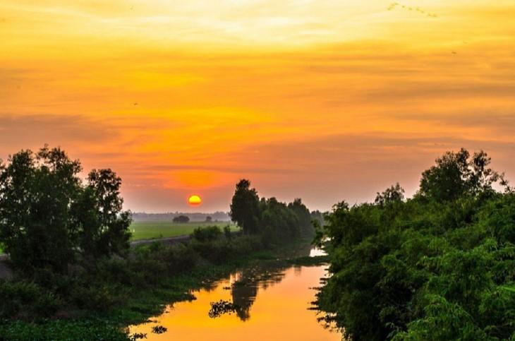 Vẻ đẹp rừng tràm Trà Sư ở An Giang - ảnh 3
