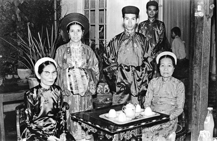 Love and marriage in Vietnam's history and customs - ảnh 2