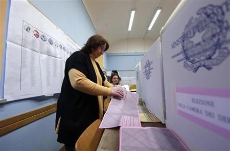 伊総選挙、安定政権発足が困難 - ảnh 1