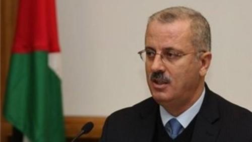 パレスチナ新首相が辞表提出 - ảnh 1