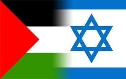 イスラエルとパレスチナ 和平交渉について世論調査 - ảnh 1
