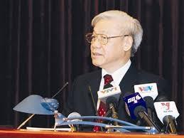 チョン党書記長、党中央経済委員会の指導部と会合 - ảnh 1