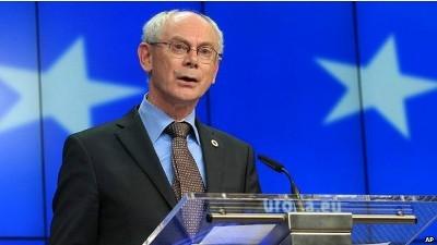 EU首脳会議 、相次ぐ政策見直し  - ảnh 1