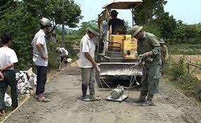 トゥエンクァン省のタンチャウ村の新農村作り - ảnh 1