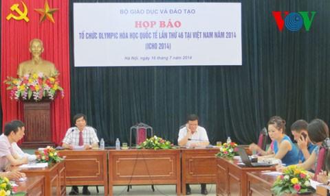 国際化学オリンピックまもなくベトナムで開催 - ảnh 1
