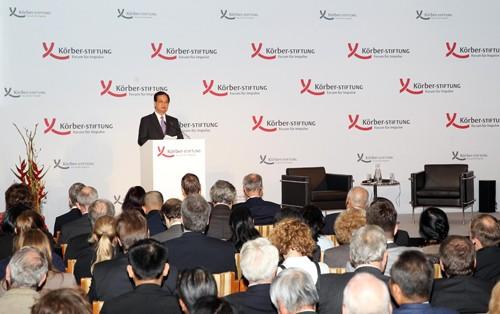 ドイツのメディア、ズン首相による西欧訪問を高く評価した - ảnh 1