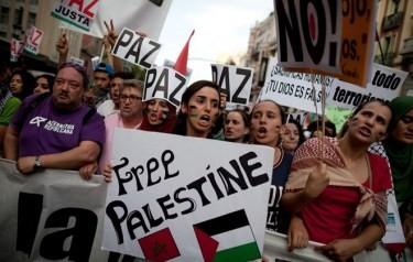スペイン、パレスチナを国家として認定することを検討 - ảnh 1