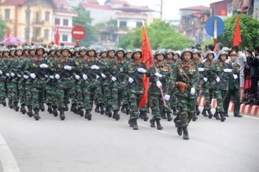 ベトナム人民軍創立70周年の記念活動 - ảnh 1