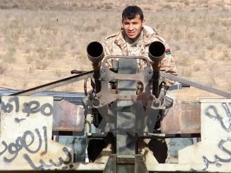 リビア和平交渉開始=国連「困難なプロセス」-スイス - ảnh 1