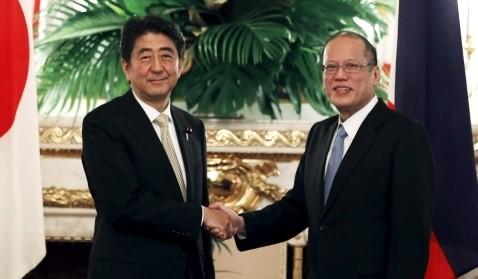 比大統領 中国の海洋進出で日本に期待 - ảnh 1