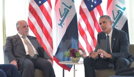 イスラム国」掃討、イラク支援の完全な戦略ない=オバマ大統領 - ảnh 1