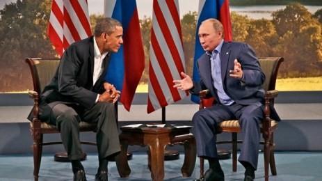 米ロ首脳 ウクライナやイラン巡り電話会談 - ảnh 1