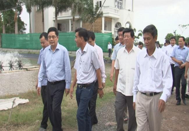 農業農村開発大臣、ソクチャン省 訪問 - ảnh 1