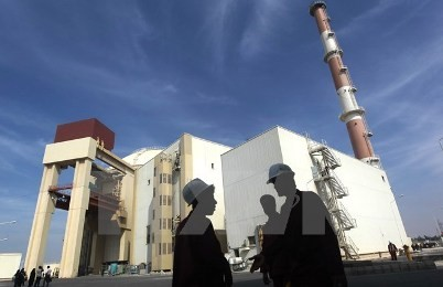 イラン原子力庁長官「核合意履行に着手」 - ảnh 1
