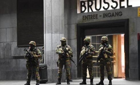 新年行事狙い攻撃計画か、ベルギーで2人逮捕 - ảnh 1