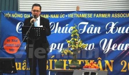 イスラエル、アルジェリアなど在留ベトナム人、テトを祝う - ảnh 1