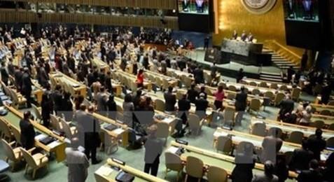 朝鮮制裁決議案 ロシアの要請で採決1日延期 - ảnh 1
