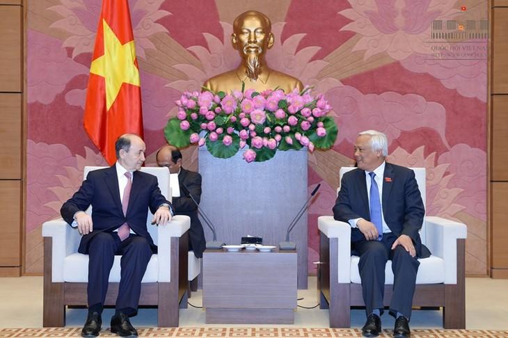 ベトナムとアゼルバイジャン、司法分野での協力を強化 - ảnh 1