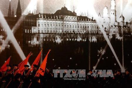 モスクワでの戦勝記念日71周年 - ảnh 1