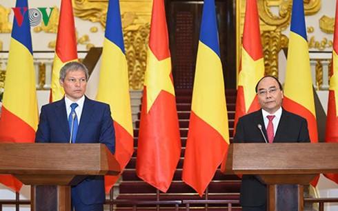 ルーマニア首相、ベトナム訪問を終了 - ảnh 1
