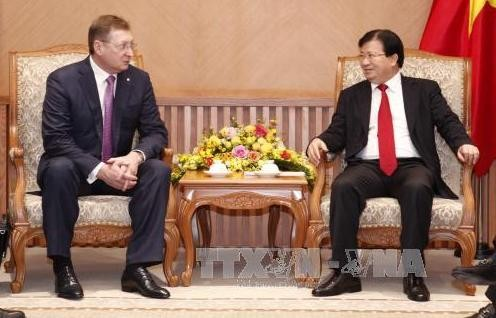 ベトナムとロシアとの石油ガス開発分野における協力 - ảnh 1
