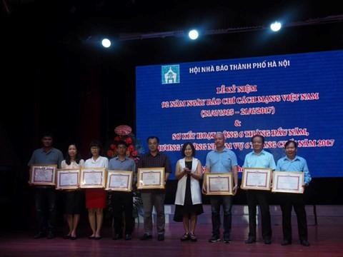 ベトナムジャーナリストの日92周年記念 - ảnh 1