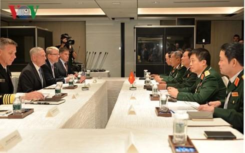 ベトナム・アメリカ、国防産業で協力を強化=シャングリラ対話2018 - ảnh 1