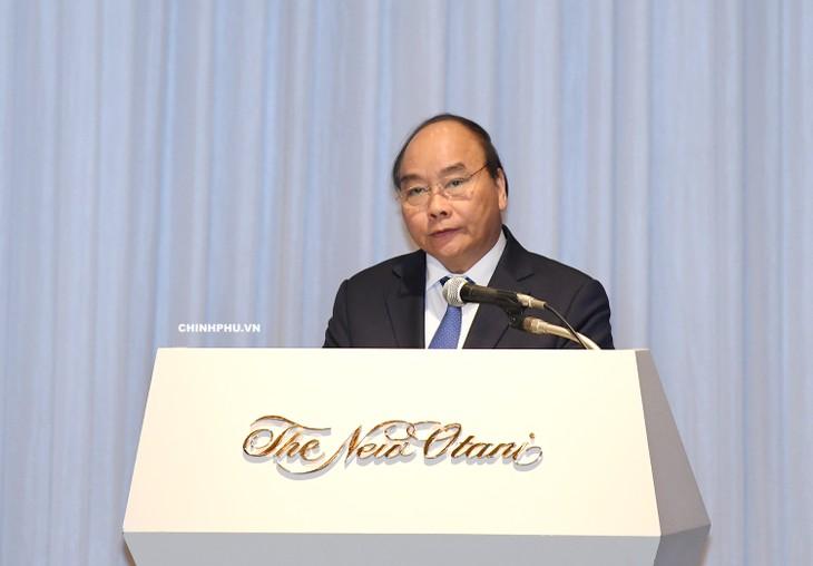 フック首相、日本・メコン首脳会議の記者会見で発表 - ảnh 1