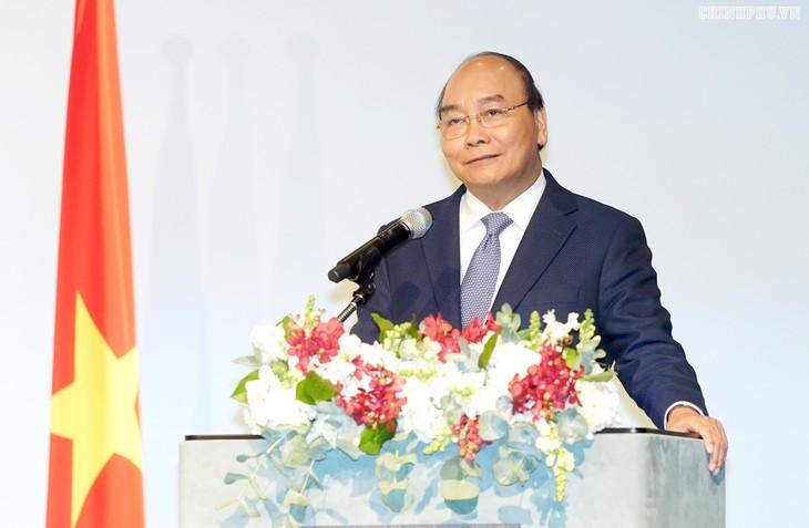 フック首相、韓国企業に対し「奇跡をつくろう」 - ảnh 1