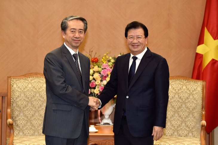 ベトナム・中国、全面的かつ戦略的パートナー関係を強化 - ảnh 1