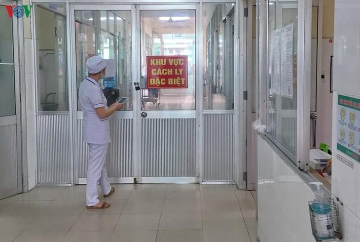 政府と協力して新型コロナ予防に取り組むベトナム国民 - ảnh 1