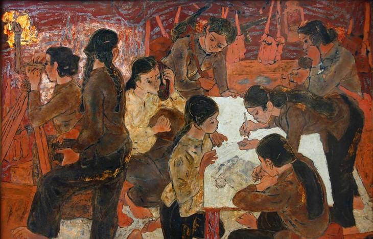 抗米救国戦争をテーマにする芸術作品を紹介 - ảnh 1