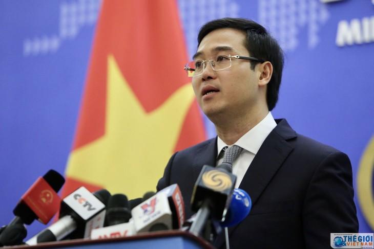 ベトナム、ホアンサとチュオンサ両群島に対する主権を十分に持つ - ảnh 1