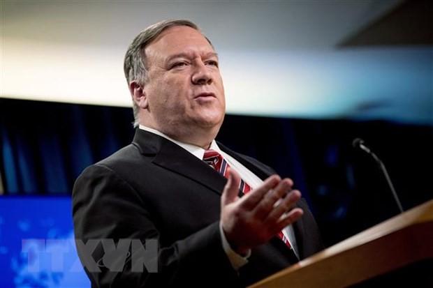 米国務長官「対北朝鮮、非核化目標変わらず」 - ảnh 1
