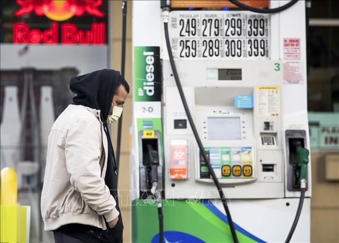 原油価格が9~15%上昇 需要回復への期待で - ảnh 1