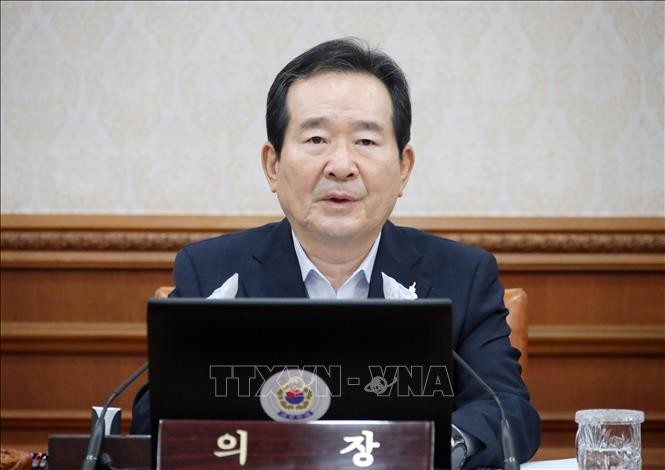 「社会的距離の確保」、6日からは「生活防疫」へ 韓国政府方針 - ảnh 1