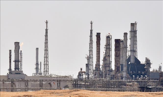 原油先物は上昇、サウジの追加減産計画を好感 - ảnh 1