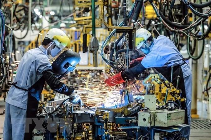 製造・加工産業の役割の強化 - ảnh 1