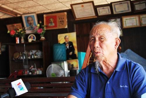 ベトナムの独特な文化をピーアールするベトナムの人々 - ảnh 1