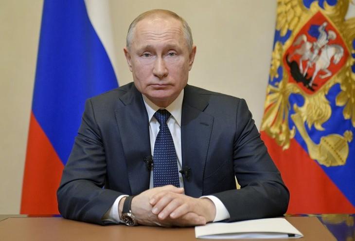 ロシア 憲法改正の全国投票7月1日に実施へ - ảnh 1