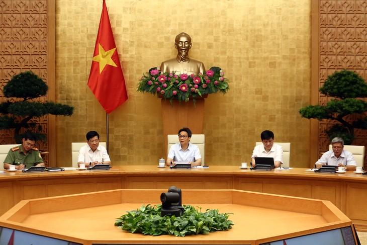 新型コロナ対応国家指導委、外国に足止ベトナム人の帰国を討議 - ảnh 1