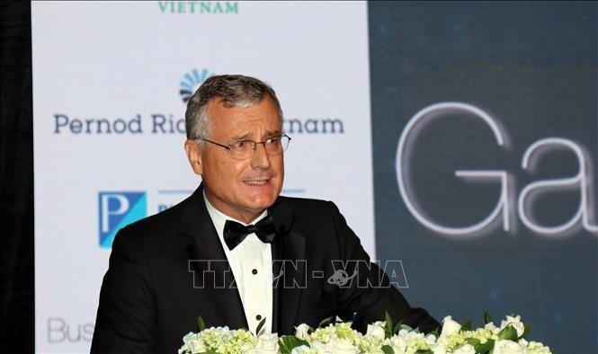 在ベトナムEurochamの会頭、EVFTA、双方関係に新たな節目 - ảnh 1