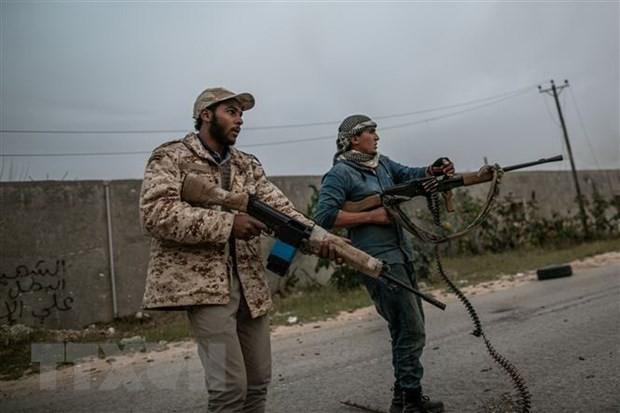 内戦状態続くリビアめぐりエジプトが停戦を提案 - ảnh 1