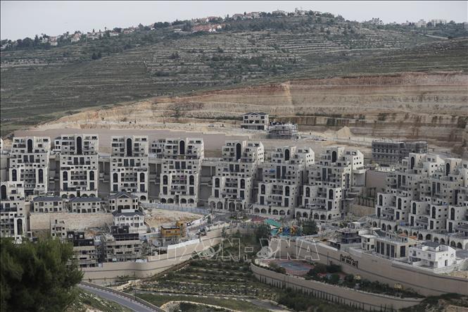 パレスチナ当局、「ヨルダン川西岸の占領は人種主義に等しい」 - ảnh 1